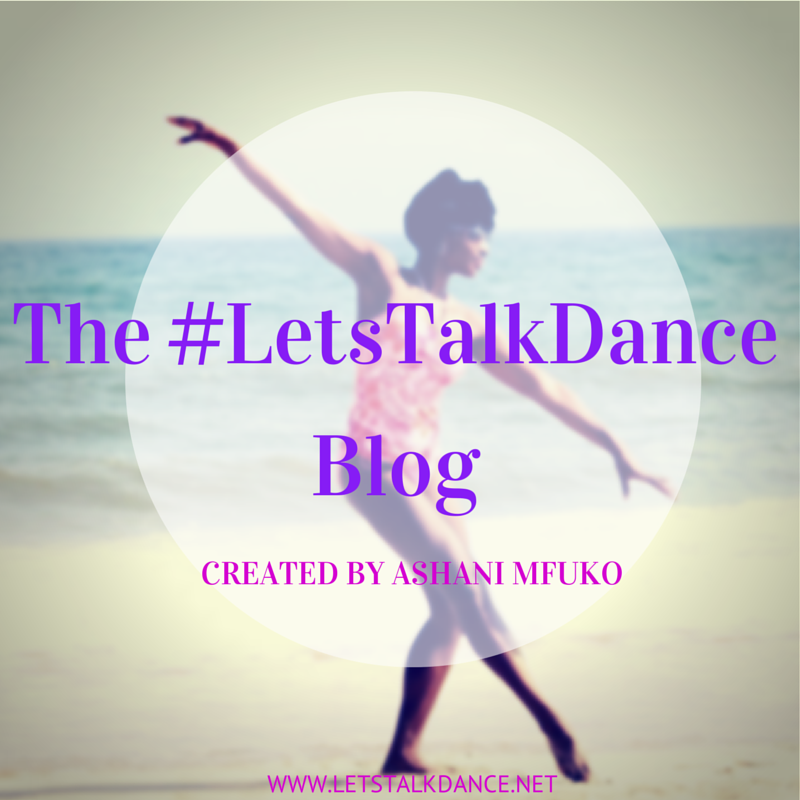 The Let's Talk Dance Blog - Empowering Dancers To Create A Better Quality Of Life!