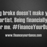 What Is The Finance Your Dance Movement?