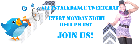 letstalkdancetweetchat