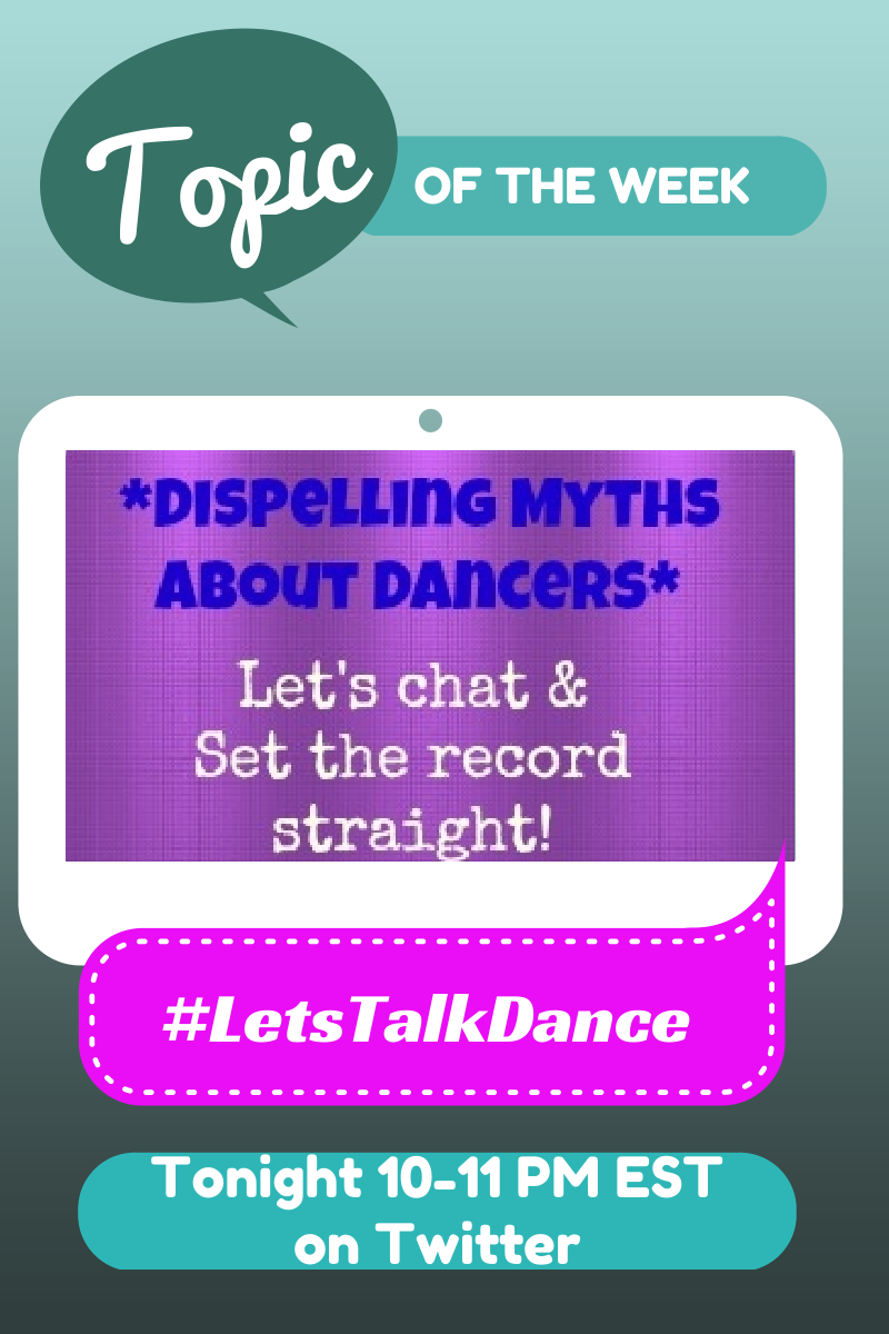 Dispelling Myths About Dancers