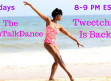 Join the #letstalkdance Tweetchat!