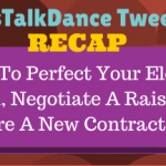 How To Perfect Your Elevator Pitch, Negotiate A Raise, & Secure A New Contract