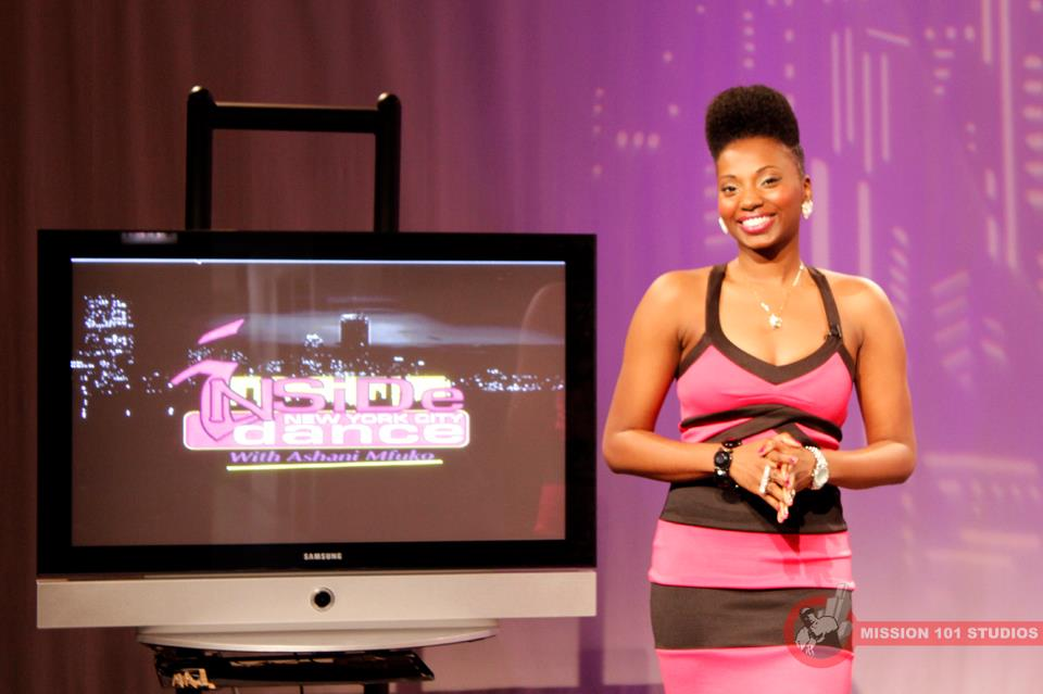 "Ashani Mfuko, Social Media Strategist, Dance Magazine's ""Media Maven"""