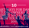10 Smart Ways For Dance Studio Owners To Maximize Social Media To Grow Your Studio In 2015